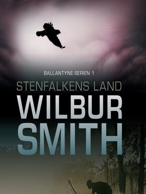 cover image of Stenfalkens land--Ballantyne-serien 1
