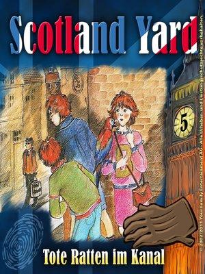 cover image of Scotland Yard, Folge 5