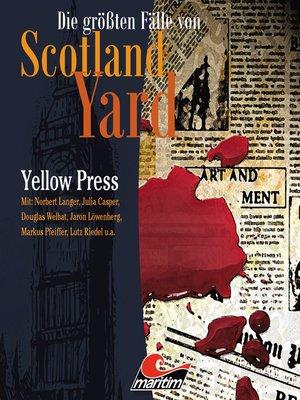 cover image of Die größten Fälle von Scotland Yard, Folge 26