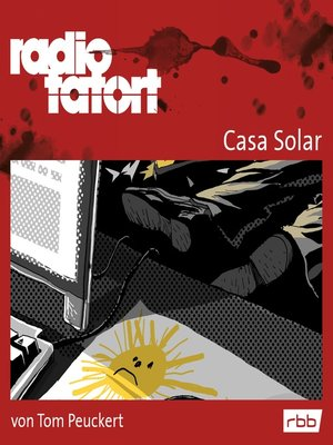cover image of Radio Tatort rbb--Casa Solar