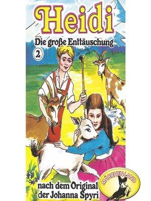 cover image of Heidi, Folge 2