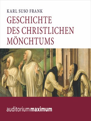 cover image of Geschichte des christlichen Mönchtums