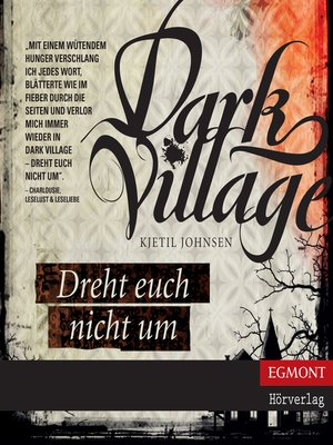 cover image of Dark Village, Folge 2