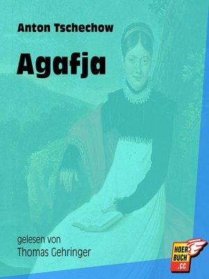 cover image of Agafja