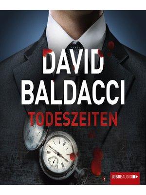 cover image of Todeszeiten