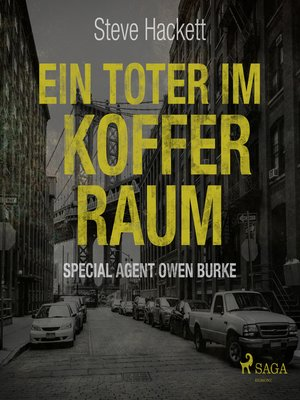 cover image of Ein Toter im Kofferraum--Special Agent Owen Burke 7