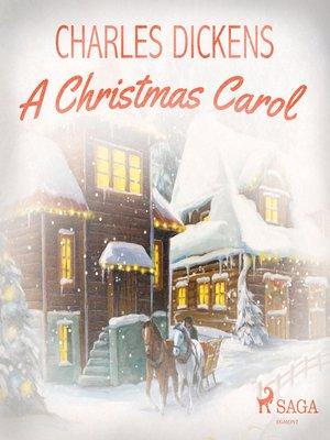 cover image of A Christmas Carol--Der Weihnachts-Klassiker