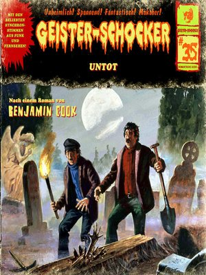 cover image of Geister-Schocker, Folge 35