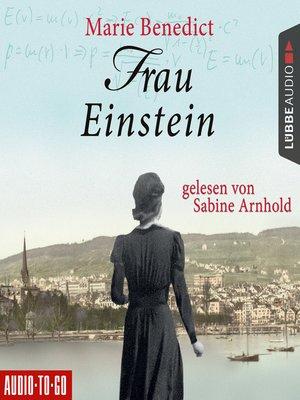 cover image of Frau Einstein