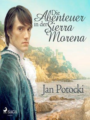 cover image of Die Abenteuer in der Sierra Morena--Erster Tag
