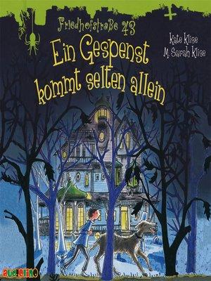 cover image of Friedhofstraße 45, Teil 3