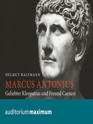 cover image of Marcus Antonius