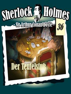 cover image of Sherlock Holmes, Die Originale, Fall 36