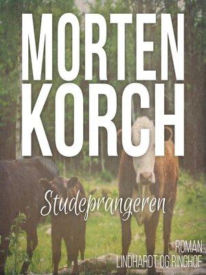 cover image of Studeprangeren