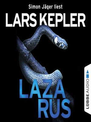 cover image of Lazarus--Joona Linna, Teil 7