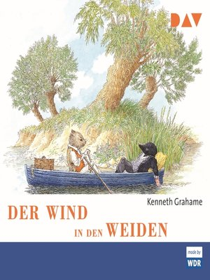 cover image of Der Wind in den Weiden (Hörspiel)