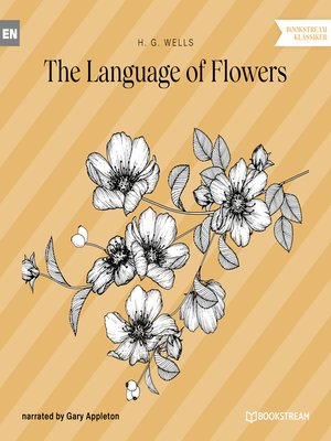 cover image of The Language of Flowers