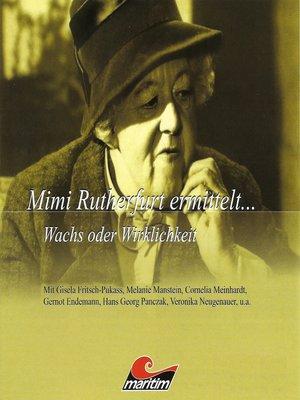 cover image of Mimi Rutherfurt, Mimi Rutherfurt ermittelt ..., Folge 6