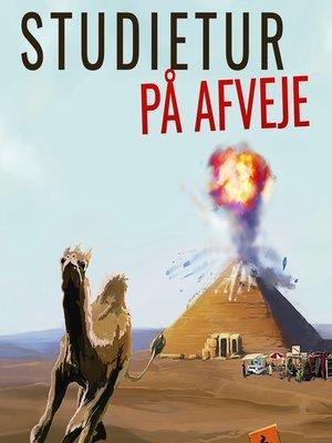 cover image of Studietur på afveje