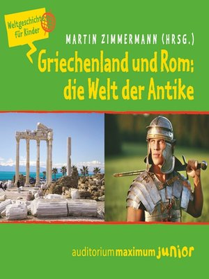cover image of Griechenland und Rom