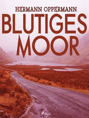 cover image of Blutiges Moor