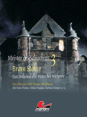 cover image of Meister des Schreckens, Folge 3