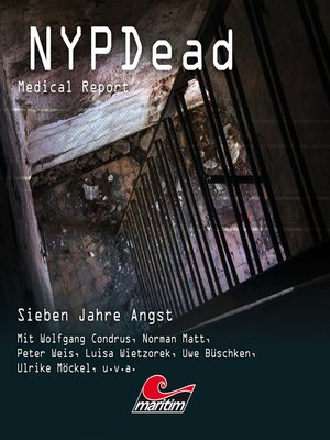 cover image of NYPDead--Medical Report, Folge 10