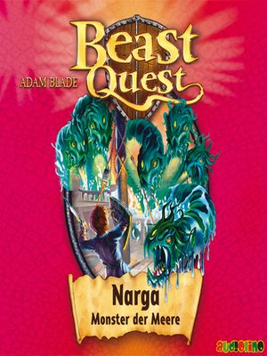 cover image of Narga, Monster der Meere--Beast Quest 15