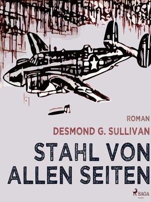 cover image of Stahl von allen Seiten--Fliegergeschichten 6
