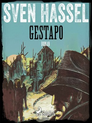 cover image of Gestapo--Kriegsroman