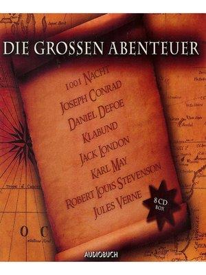 cover image of Die großen Abenteuer