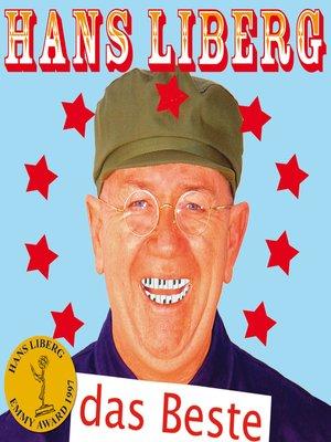 cover image of Hans Liberg, Das Beste