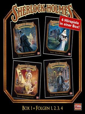cover image of Sherlock Holmes--Die geheimen Fälle des Meisterdetektivs, Box 1