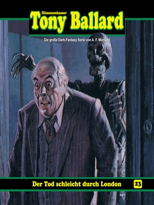 cover image of Tony Ballard, Folge 23