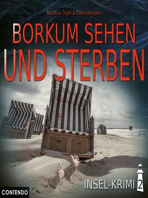 cover image of Insel-Krimi, Folge 2