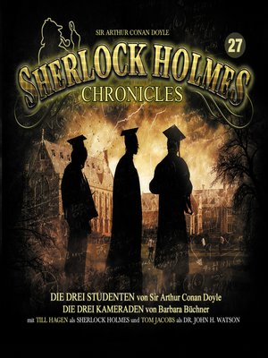 cover image of Sherlock Holmes Chronicles, Folge 27