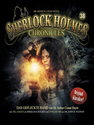 cover image of Sherlock Holmes Chronicles, Folge 38