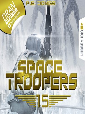 cover image of Space Troopers, Folge 15