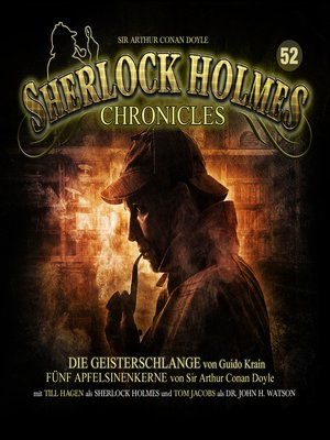 cover image of Sherlock Holmes Chronicles, Folge 52