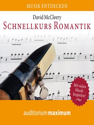 cover image of Schnellkurs Romantik