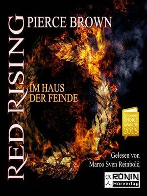 cover image of Im Haus der Feinde--Red Rising 2