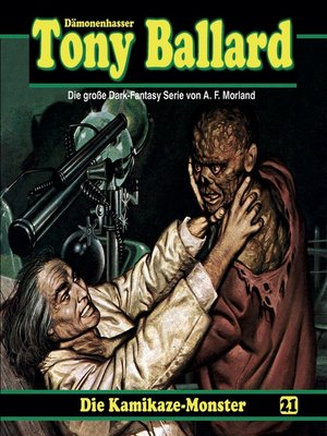 cover image of Tony Ballard, Folge 21