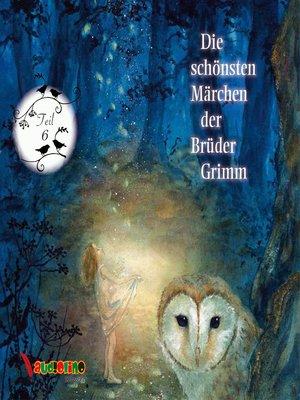 cover image of Die schönsten Märchen der Brüder Grimm, Teil 6
