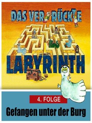 cover image of Das ver-rückte Labyrinth, Folge 4