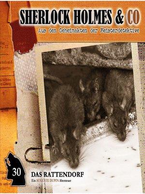 cover image of Sherlock Holmes & Co, Folge 30