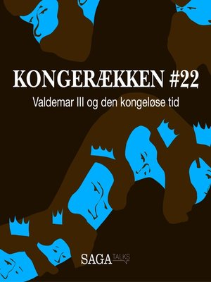 cover image of Valdemar III og den kongeløse tid--Kongerækken 22