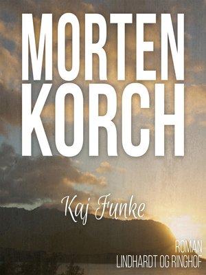 cover image of Kaj Funke