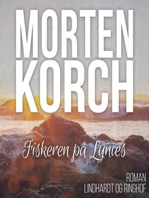 cover image of Fiskeren på Lynaes