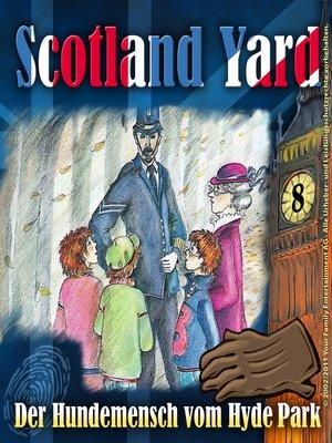 cover image of Scotland Yard, Folge 8