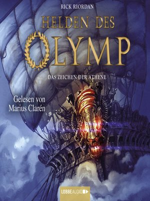 cover image of Helden des Olymp, Teil 3